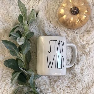 New Rae Dunn Stay Wild Mug